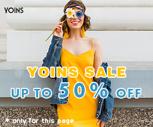 YOINS SALE - Up to 50% OFF