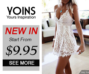Yoins.com new in