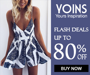 Yoins.com flash deals