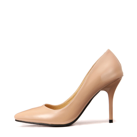 Pointed High Heels
