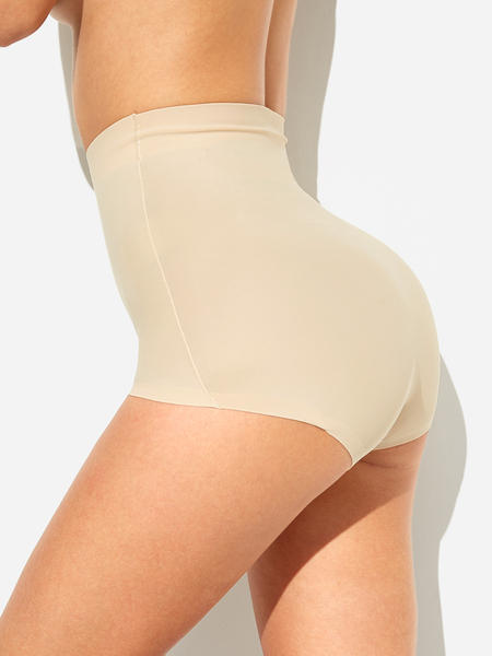 Nude High Waist Body Shapers