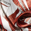 Scarf In The Potala Palace Print
