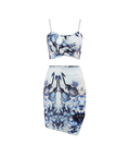 Floral Print Cami Top Co-ord