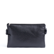Black Braided Design Clutch Bags