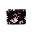Black Butterfly Printed Crossbody Bags